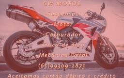 CW motos