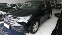 Honda Cr-v LX 2.0 Aut Flex 2013, Único Dono, Placa A, Pneus Novos, Couro, Periciada - 2013