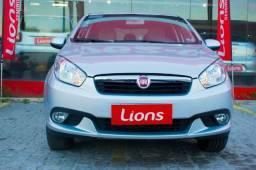 Fiat Siena - 2016