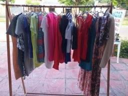 Vendo roupas pra bazar 10 reais