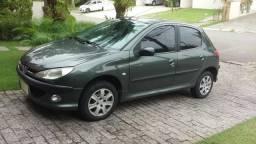 Peugeot 1.4 Presence Flex 2008/2008 4 portas Cinza Met. Completo - 2008