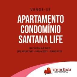 Vendo- Apartamento no Condomínio Santana Life