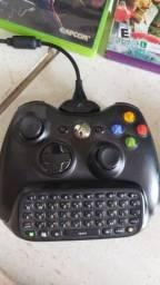 Xbox 360 c Kinect e 8 jogos originais