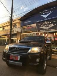 Toyota hilux srv cd 2012 - 2012