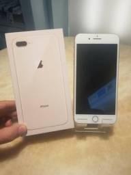 IPhone 8 Plus Gold 256GB - Seminovo