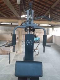 Estação De Musculação WCT 80kg seminovo