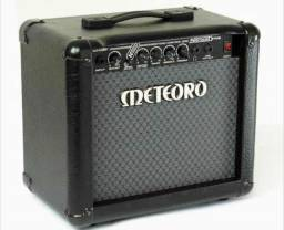 Amplificador guitarra meteoro nitrous drive - 15w Rms