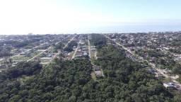 Ótimos terrenos faltando poucos mts para abrir rua - Baln Barra do Saí - Itapoá/SC