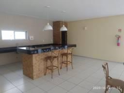 Apartamento 61m2 com 2 quartos, semi-mobiliado no Araçagy