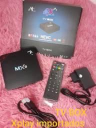 Tv box deixar sua tv como uma smart