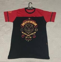 Camiseta Harry Potter Grifinoria tamanho - M