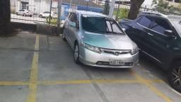 Civic lxs automático novo de mais