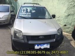 Ford Ecosport XLS 1.6 Flex/Gnv 2007