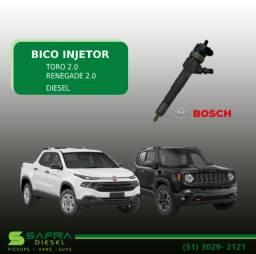 Bico injetor fiat toro/ jeep renegade