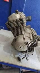Motor de ybr factor 125cc completo