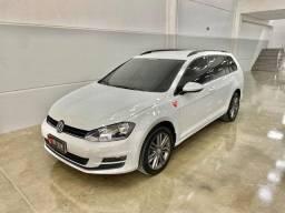 VW Golf Variant 1.4 Tsi Comfotline 16V 2017 Branca