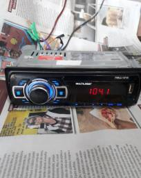 Radio automotivo usb