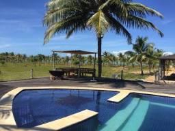 Hotel e Resort Fazenda em Caravelhas-BA na frente do arquipélago de Ambrolhos
