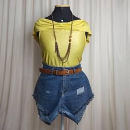 Blusa ou Shorts R$17,00