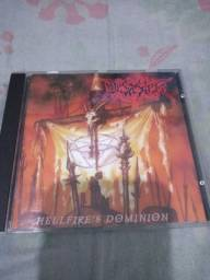 Cd DESASTER - Hellfire's Dominion