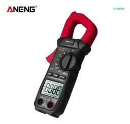 Alicate Amperímetro Ac/dc Aneng St209