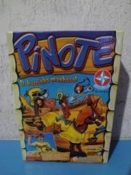 Brinquedo Pinote O Burrinho Manhoso!