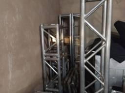 Estruturas Q30 ,Máquina parafusadeira de impacto elereica 1 par de moving beam 200