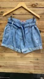 Short Jeans Feminino R$ 45,00 cada
