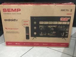 Smart tv 32 nova (LEIA A DESCRIÇÃO)