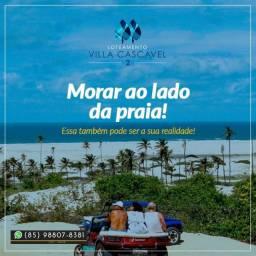 Lotes Villa Cascavel no Ceará (Próximo das praias) !%%%