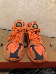 Adidas Young 1 Laranja 40,5