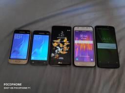 Vendo celulares informações no anúncio.. Umuarama