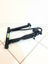 Suporte estático para bike/bicicleta pedale em casa