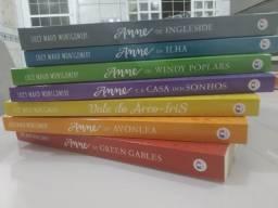 Coleção de livros Anne