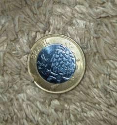 moeda Colecionador