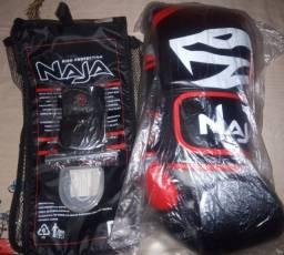Luva de Boxe/Muay Thai - Naja First Extreme 10 oz