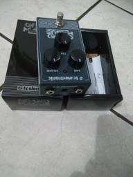 Pedal tc electronic grand Magnus distortion aceito pedais pedaleira
