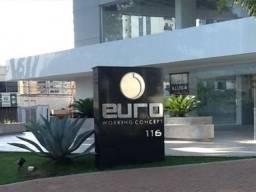 Aluga-se sala comercial Setor Oeste, Condomínio Euro Working Concept!