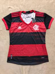 BabyLook Flamengo