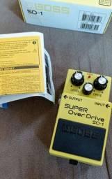 Super overdrive SD-1 BOSS