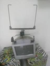 150 tv 14 polegadas ja com suporte seminovo