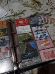 753 cartões colecionaveis