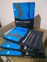 Livro na área da psicologia jurídica de autores locais.