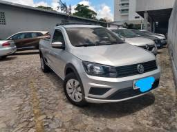 Vw Saveiro CS 2018/2018 completa manual