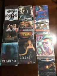 CD?S e DVDS músicas e filmes