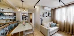 Renda familiar apartir 1.300 Mcmv com Doc.gratis apartamentos 1 quarto + lazer completo