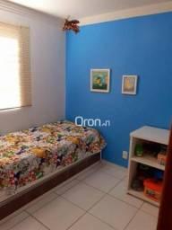 Apartamento com 2 dormitórios à venda, 47 m² por R$ 128.000,00 - Vila Maria - Aparecida de
