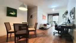 Apartamento à venda com 2 dormitórios em Humaitá, Rio de janeiro cod:887617
