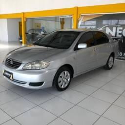 Corolla XEi 1.8/1.8 Flex 16V Mec.