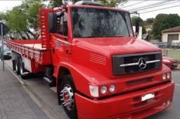 Caminhão- Mercedes Benz L1620